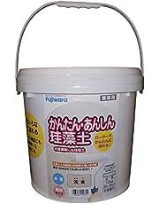 フジワラ化学 内装調湿性仕上塗材 かんたんあんしん珪藻土 アサキ 10kg