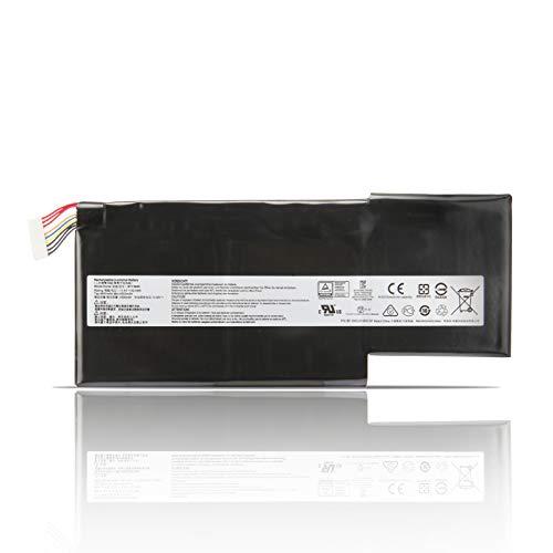 K KYUER 52.4Wh BTY-M6K Laptop Akku für MSI Stealth Pro GF63 8RC 8RD 9SC 9SCXR 10SCSR 10SCXR GF65 10SDR GS63VR GS73VR 7RG GF75 3RD 8SC 8RD 8RC 8RX 9SC 9SCSR WP65 9TH MS-17B4 MS-16K3 MS-16R1 MS-16R3