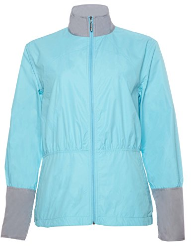 Callaway Veste Anke Coupe-Vent de Golf pour Femme Bleu Taille S