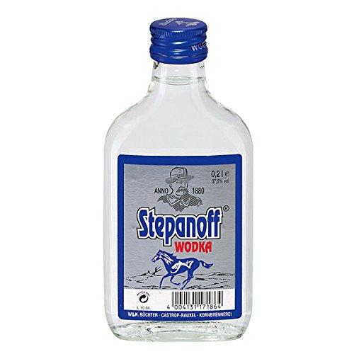 Büchter Wodka Stepanoff 12 x 200 ml