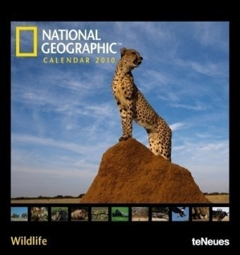 National Geographic Wildlife 2010. Fotokalender