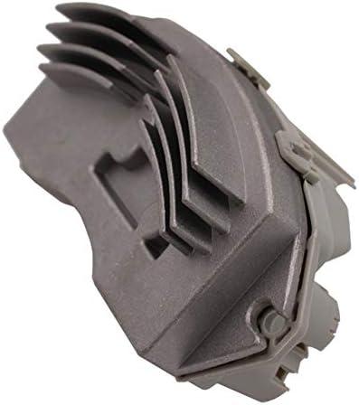 Resistencia del soplador del Calentador 64119146765 64116927090 Ventilador de Ventilador Controlador de Motor Calentador Resistencia Velocidad for BMW Serie 1 3 X5 X6 E87 E81 E88 E91 E90 E92 Resistor