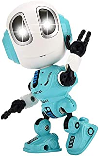 Innoo Tech Recording Talking Robot for Kids Children Toys,Education Robots Toys LED Eyes&Touch control Toy Best Birthday G...