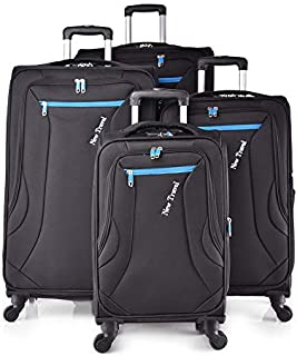 NEW TRAVEL Luggage set 4 pieces size 32/28/24/20 inch DQ126-73/4P