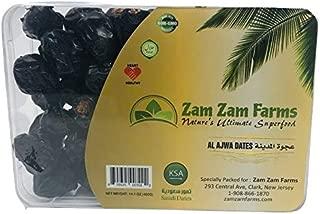 Zam Zam Al Ajwa Dates 400g Imported from Saudi Arabia