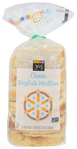 365 Everyday Value, Classic English Muffin, 6 ct