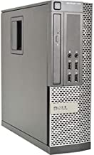 (Renewed) Dell Optiplex 990 Desktop Computer, i7 upto 3.8GHz CPU, 16GB DDR3 Memory, New 512GB SSD, WiFi, Windows 10 Pro