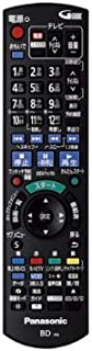 Panasonic ブルーレイディスクレコーダー用リモコン N2QAYB000912