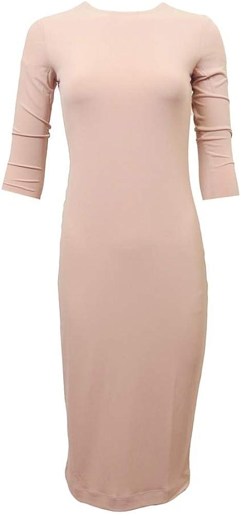 KIKI RIKI Cotton Layering Dress 3/4 Sleeve (Style 50143)