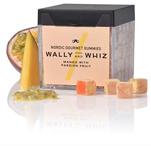 Wally and Whiz - Nordic Gourmet Winegums Mango und Passionsfrucht (vegan, gluten- laktosefrei) 150 g