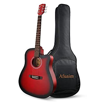 Afuaim Acoustic Red Spruce Cutaway review