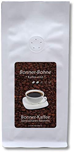 Bonner-Bohne * Kaffee-Mild * - röstfrischer Gourmet-Kaffee - 100% Arabica - 1 kg