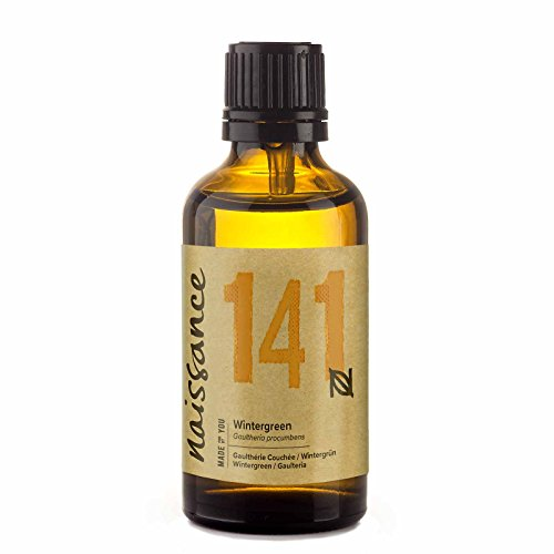 Naissance Wintergrün 50ml 100% naturreines ätherisches Öl