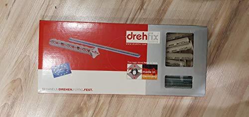 Drehfix Universalbefestigung für Ziegel (Dübel 14 * 140mm,Ankerstange 10 * 150mm)
