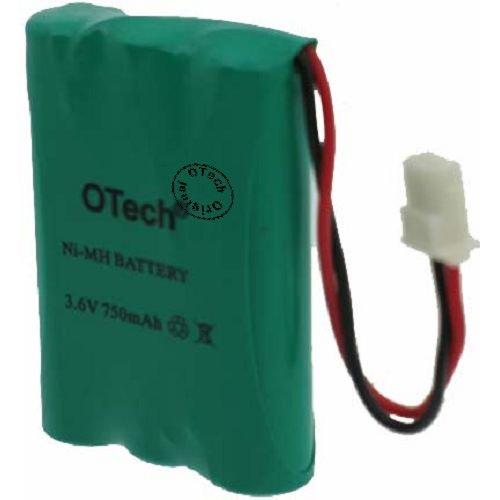 Otech Batterie Talkie-walkie pour Motorola TLKR T82
