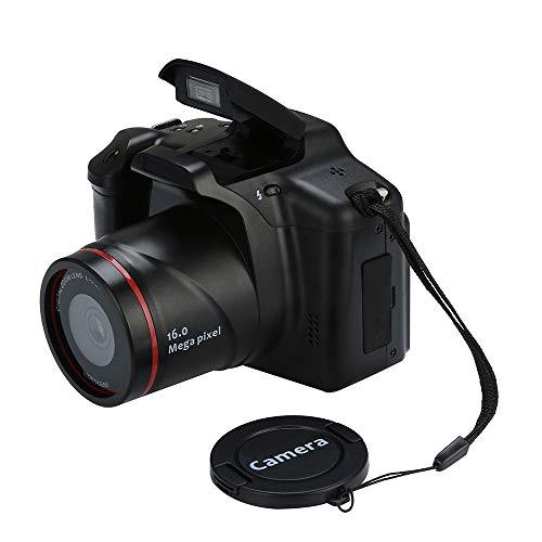 Masunn Digitale camera met 16 megapixels, 1080 p, 16 x zoom, 2,4 inch, Tft Screen anti-shake, met ingebouwde microfoon