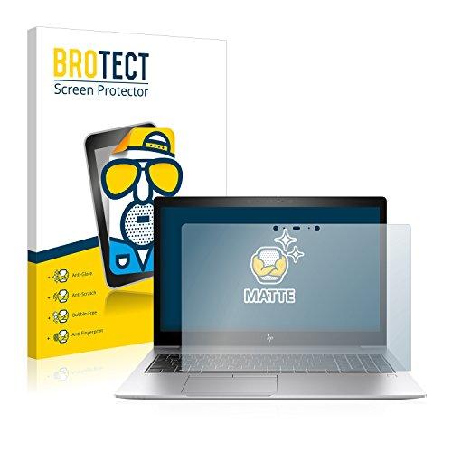 BROTECT Entspiegelungs-Schutzfolie kompatibel mit HP EliteBook 850 G5 Touch Bildschirmschutz-Folie Matt, Anti-Reflex, Anti-Fingerprint