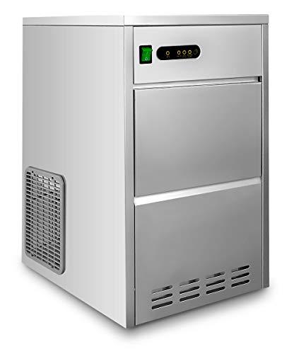 Eiswürfelmaschine/Eiswürfelbereiter - 24 kg / 24h
