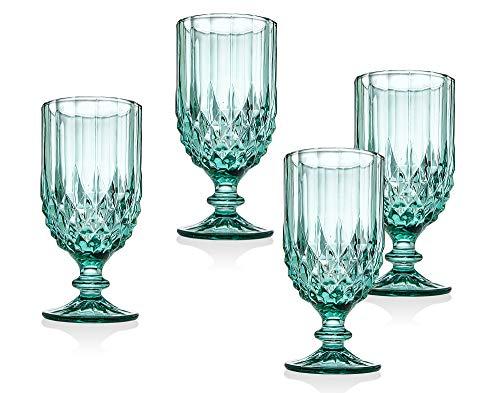 Godinger Celtic Beverage Glass Set Iced Teas - Set of 4