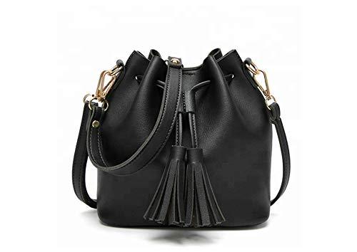 Lotus Women Handbags Shoulder Ladies Girls Bags PU Leather Fashion...