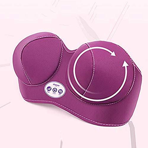 ZQYY®Masajeador de Senos Inalámbrico Ampliador Eléctrico de Senos Evitar Los Senos Caídos Prevención de la Enfermedad Mamaria