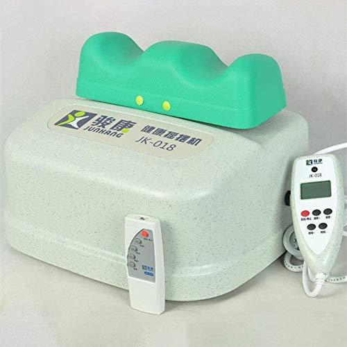 BEIAKE Masajeador De Pies Máquina De Oscilación Aeróbica con Control Remoto Productos para El Cuidado De La Salud por Infrarrojos para Masajeador De Piernas Y Pantorrillas,D