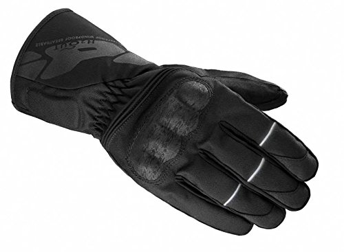 Spidi - Guantes de invierno WNT-1, color negro, talla L