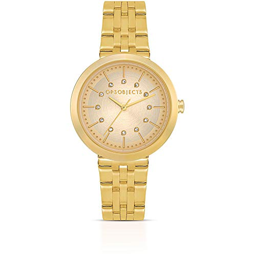 Ops Objects - Reloj solo hora para mujer, moderno, cód. OPSPW-800
