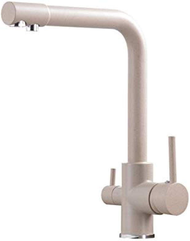 Küchenmischer Neue Ankunft Wasser Küchenarmatur Mischbatterie Deck InsGrößetion Drehen Sie 360 Grad Und Wasseraufbereitungsfunktion