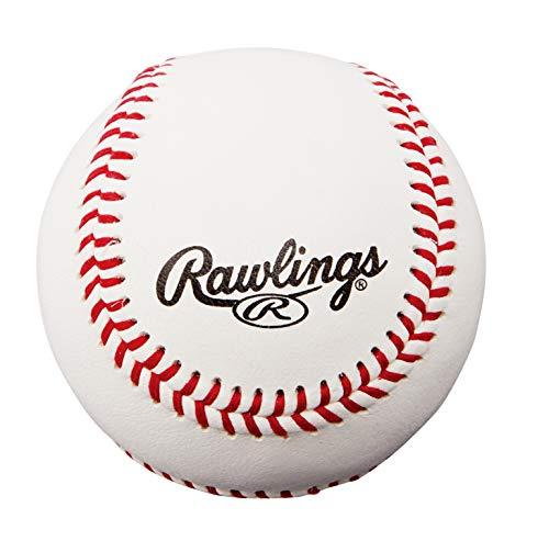 ローリングス (Rawlings) 野球 硬式 野球ボール (練習球) 1ダース (12個入り) R452PRD ボール 練習ボール リトル ボーイズ 練習球