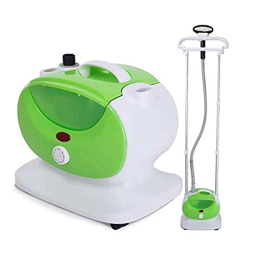 Best Prices! CWH&WEN Upright Garment Steamer, Steamer for Clothes, 2000W and 45S Fast Heat Vertical Clothes Steamer with 3.5L Large Water Tank, Fabric Brush