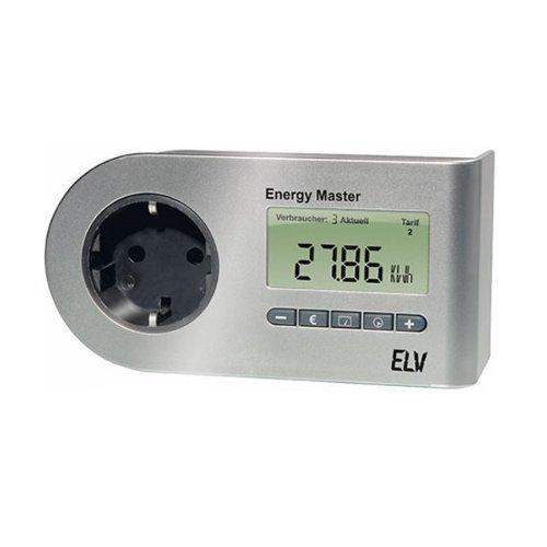 Energy Master Basic energia coltellata energia, coltellata di corrente Consumo misura a partire da 0,1 W energia i costi energetici