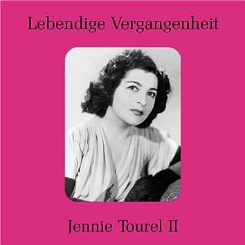 Lebendige Vergangenheit - Jennie Tourel II