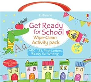 Best usborne get ready for school activity pack Reviews