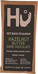HU KITCHEN Hazelnut Praline Chocolate Bar, 2.1 OZ