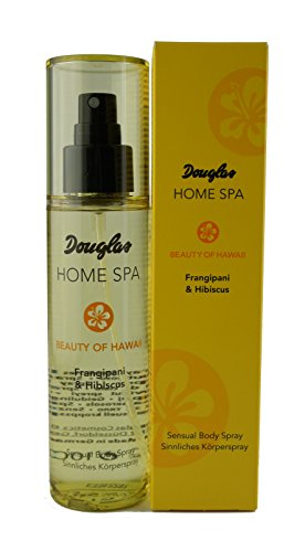 Douglas Home SPA - Beauty of Hawaii - Fangipani & Hibiscus - Body Spray / Körperspray 100ml