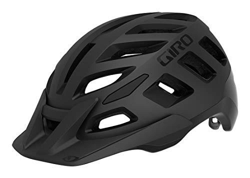 Giro Unisex– Erwachsene Radix Fahrradhelm Dirt, Matte Black, XL | 61-65cm