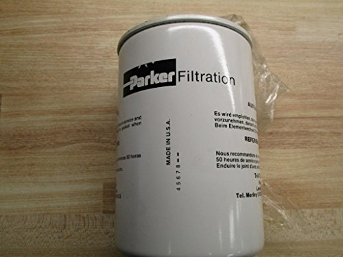 PARKER Filter Element, 10 Micron, 20 GPM, 150 PSI