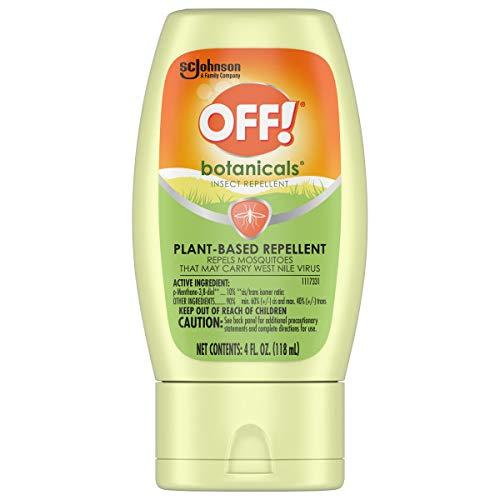 Off! Botanicals Lotion, 4 OZ