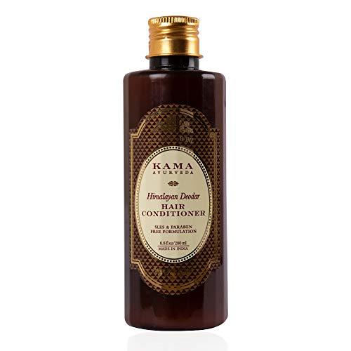 Kama Ayurveda Himalayan Deodar Hair Conditioner - Sles and Paraben Free Formulation, 200ml