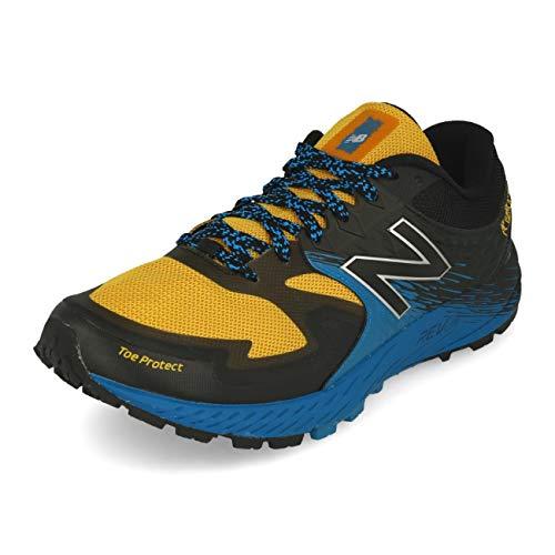 New Balance Mtskomse, Chaussure de Course Homme, Yellow, 41.5 EU