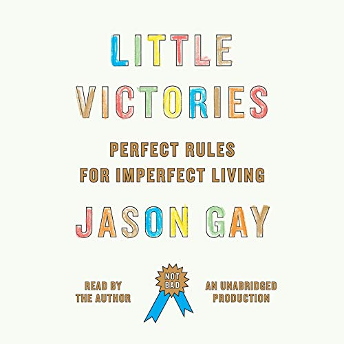 Little Victories audiobook cover art