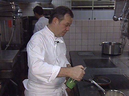 Chefs: Philippe Legendre, Jean-Pierre Billoux and David Fillat