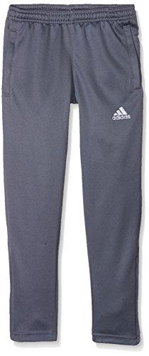 adidas COREF TRG - Pantalón para hombre, color gris / blanco, talla XXL