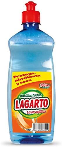 Lagarto Abrillantador Lavavajillas Transparente