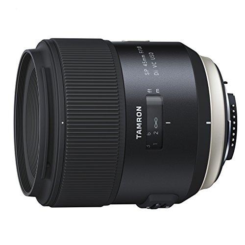 Tamron SP45mm F/1.8 Di USD Sony Objektiv (67mm Filtergewinde, fest) schwarz