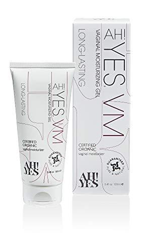 AH! YES VM - Organic Water-Based Vaginal Moisturizer - 3.4fl oz