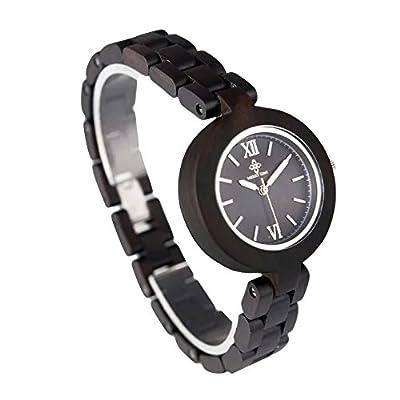 Happy Hours - Sandalwood Womens Wrist Watches