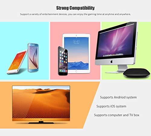 IPEGAPG-9025ワイヤレスブルートゥースゲームパッドジョイスティックforPCAndroidスマートフォン/タブレット/スマートテレビ/テレビボックス『荒野行働』をサポート