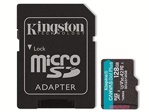 microsd 128gb v30 fabricante Kingston